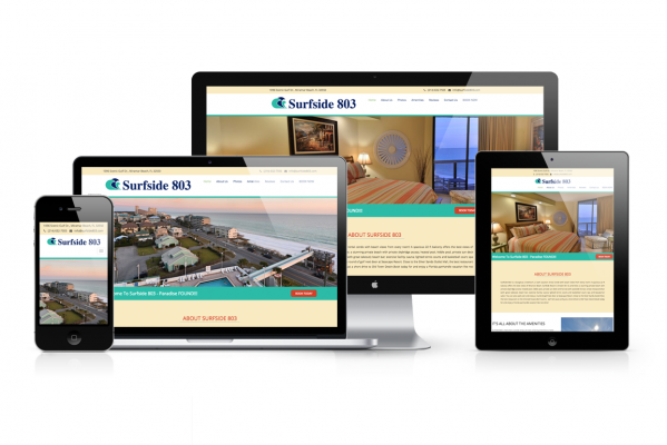 Vacation Rental Wordpress Website